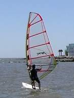 Windsurfing in a Warmer World
